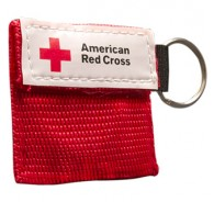 American Red Cross Mini CPR Keychain
