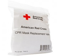 American Red Cross CPR Mask Replacement Valve
