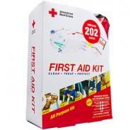 American Red Cross First Aid Kit 202 Soft Case
