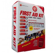 101 Piece Soft Sided First Aid Kit