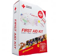 American Red Cross First Aid Kit 404 Soft Case
