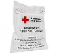 American Red Cross First Aid Student Train Pack